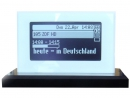Reel Multimedia Netclient OLED Display (128x64 px) USB mit IR-Fernbedienungsempf